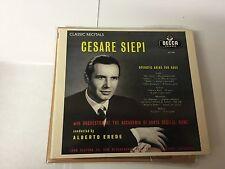 Cesare Siepi: Operatic Arias for Bass DIGIPAK CD NR MINT