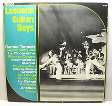 LECUONA CUBAN BOYS musica cubana LP vinile vinyl Long Playing 33 giri