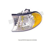 BMW e38 (99-01) Turn Signal Light CLEAR Lens LEFT Front OEM blinker corner lamp
