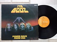 The Godz - Power Rock From USA  LP  RCA Victor – XL 13 051  Germany 1978