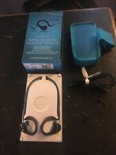 Plantronics Backbeat FIT Wireless BT Headphones, Blue,