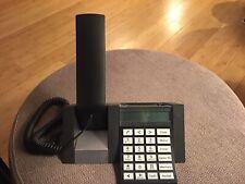 Bang Olufsen Beocom 2500 Plus Black Color Vintage Corded Desk Phone 1026546