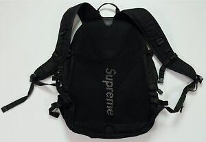 Rare SUPREME Guide 28 Hiking Backpack Spring Summer S/S 2011 Streetwear Black