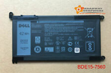 Original Battery for DELL INSPIRON 15 P66F P75F 13 P69G P69G001 WDX0R