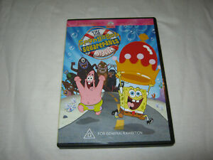 The Spongebob Squarepants Movie - VGC - DVD - R4