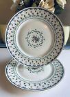 "2 Limoges Lafayette pattern Ceralene Raynaud Dinner Plates 11"""