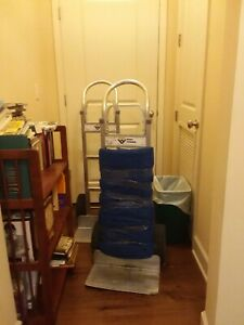 Dolly cart hand truck lift