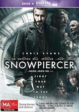 Snowpiercer : NEW DVD