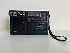 Rare Vintage Sangean ATS-801 Shortwave Radio - Multiband World - Tested - VGC