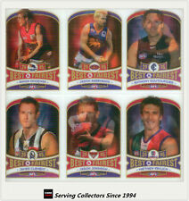 2006 Herald Sun AFL Trading Cards Risingstar Nominee Card RSN21 Nathan Ablett