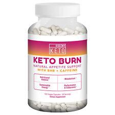 Kiss My Keto Burn Appetite Support w/ BHB and Caffeine