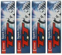 Denso Spark Plug Twin Tip 4605 KH16TT x4