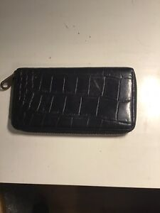 Genuine MULBERRY Ladies Large Purse Congo Leather Genuine Buyers only please