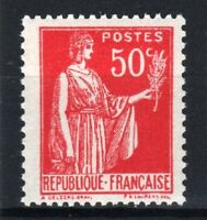 """FRANCE STAMP TIMBRE YVERT 283 s """" PAIX 50c FAUX DE BARCELONE """" NEUF xx LUXE R763"""