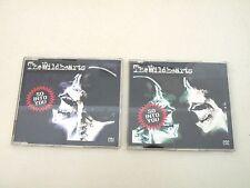 THE WILDHEARTS - SO INTO YOU - 2 CD SINGOLI GUT RECORDS 2003 - OTTIME CONDIZ.