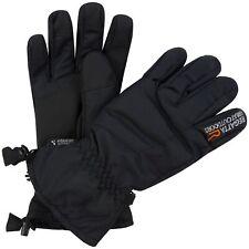 Mens Regatta Transition Black Waterproof Gloves RRP £18.99