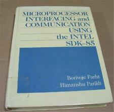 Intel SDK-85 Microprocessor Interfacing / Communication Intel 8085 CPU