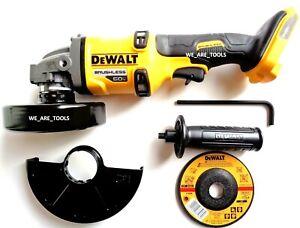 """Dewalt DCG418 Flexvolt 60V Grinder 4 1/2"""" - 6"""" Cordless Brushless 60 volt"""
