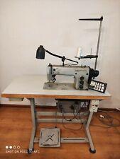 Durkopp Adler 272 Heavy Duty Walking Flat Bed Industrial Sewing Machine