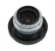 Zeiss Opton Biogon 35 mm f/2.8 Contax Mount