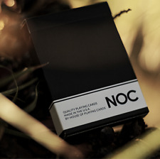 NOC Original Deck (Black) Printed at USPCC by The Blue Crown from Murphy's Magic
