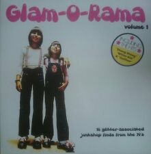 Glam-O-Rama Volume 1 Kiss Kiss James Boys Arrows The Quick The TREMS