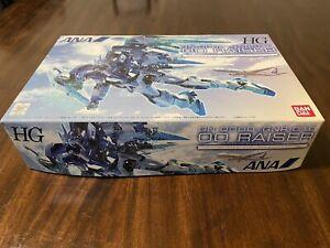 BANDAI HG 1/144 GUNDUM OO Raiser ANA Limited Original Color Ver. Plastic JAPAN