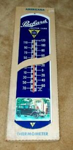 Vintage Packard Motor Cars Wall Thermometer New In Box