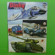 Dinky / 1972 No 8 Catalogue