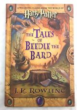 JK Rowling Harry Potter The Tales of Beedle the Bard 1st Edition 2008