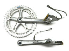 Vintage Crank Set Shimano 600 AX with pedals /G14/