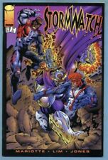 Stormwatch #27 (Aug 1995, Image [Wildstorm]) Jeff Mariotte Ron Lim