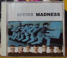 MADNESS DIVINE MADNESS  COMPIL' COMPACT DISC VIRGIN 1992