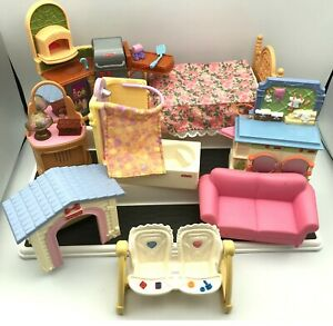 You Choose Fisher Price Loving Family Dollhouse People Replacement Furniture