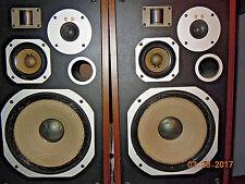 Vintage! Pioneer HPM-60 Speakers All Original