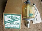 VINTAGE NOS TRICO KL 326 GRAVITY FEED OILER, HIT MISS ENGINE PARTS
