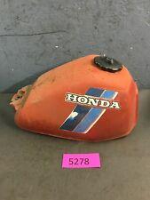 Honda ATC 200ES Big Red Gas Tank 1984 Fuel USED OEM