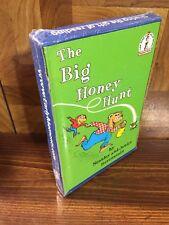 THE BIG HONEY HUNT Dr. Seuss Beginner Book Stanley & Janice Berenstain (New)