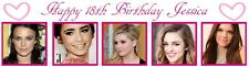 Birthday Poster Banner Personalised with your photo & designed to your needs