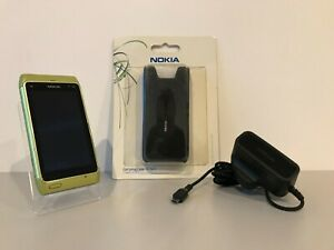 Rare NOKIA N8 16GB Mobile Phone Unlock To All Networks Nearly Mint Condition !!!