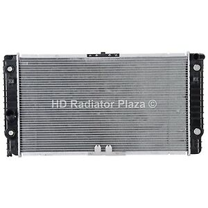 Radiator Replacement For 95 96 Oldsmobile Aurora V8 4.0L EOC TOC GM3010206 New