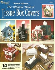 The Ultimate Book of Tissue Box Covers Plastic Canvas Patterns Needlecraft Shop