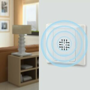 ABS Doorbell White -10°C-80°C 0.01W Bell chime Alarm Electronic Useful
