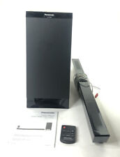 Pansonic (SU-HTB20) Home Theater Audio System Base With Remote Tested