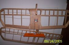 Replica model airplane kit, control line for fast combat Sneeker 35""