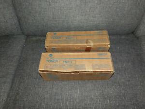 Konica Minolta Original TN-211 Toner schwarz 17.500 Seiten Bizhub 25 200 222 250