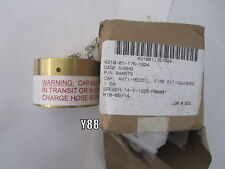 Brass Anti-Recoil Fire Extinguisher Cap Cage 5VEH9 844579 4210-01-175-1924