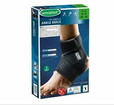 SENSIPLAST Unisex Black Orthotics, Braces & Orthopaedic Sleeves