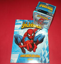 AMAZING SPIDERMAN PANINI NEW EMPTY ALBUM + NEW CARD BOX 50 PACKETS