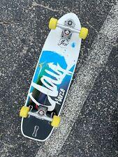 "Surfskate! Yow Clay Marzo Model, 34.5"" skateboard - like Smoothstar / Carver"